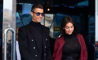 Gestul lui Cristiano Ronaldo de ziua Georginei! Postarea a strans 5 milioane de aprecieri in doar 2 ore! Fanii au fost impresionati!