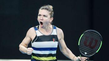 PERFORMANTA ULUITOARE pentru Simona Halep, chiar daca a pierdut locul 1 WTA! Ce a reusit romanca in ultimii cinci ani