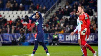 Veste incredibila pentru Manchester United! Neymar ar putea rata confruntarea din Champions League! Care este motivul!