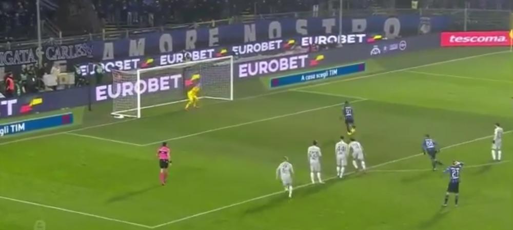 Cel mai PROST penalty posibil? Faza inceputului de an in Serie A! Cum a putut sa bata in meciul cu Roma