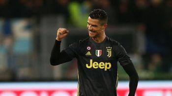 Cristiano Ronaldo, omul recordurilor! Nu s-a intamplat asa ceva in era moderna a fotbalului! Ce a reusit starul lui Juventus!