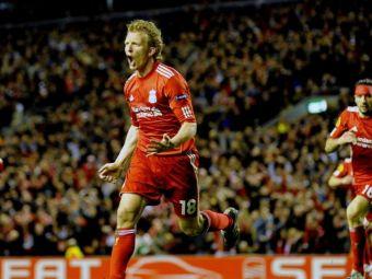 Kuyt se intoarce pe Anfield! Va fi alaturi de fostii sai colegi de la Liverpool! Fanii sunt in extaz!