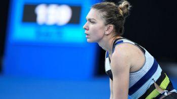 """""""Rezultatul a fost acelasi ca intotdeauna!"""" Ce nota a primit Simona Halep pentru prestatia de la Australian Open 2019: """"Romanca s-a predat"""""""