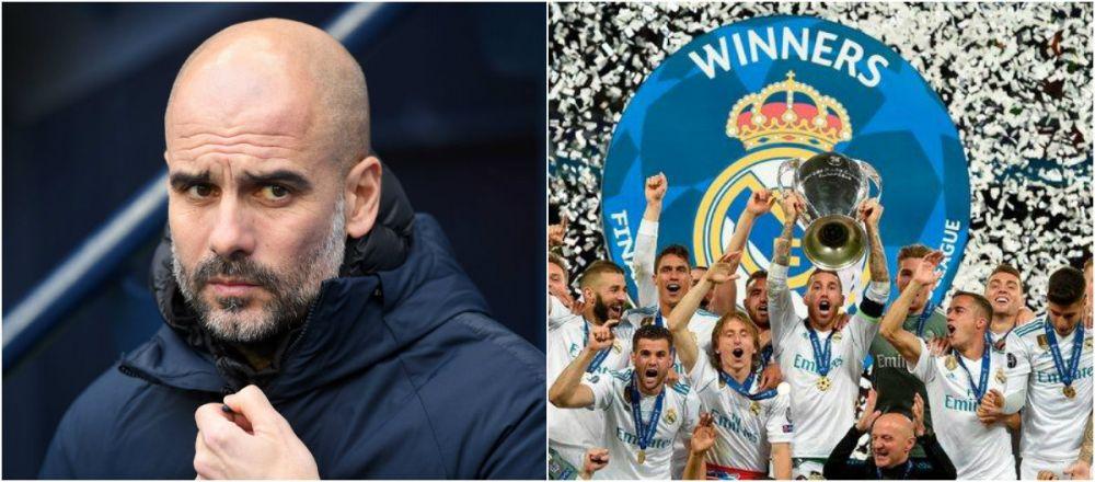 """Real Madrid nu intra in topul lui Guardiola! """"Acestea sunt cele mai bune echipe"""" Cum a motivat spaniolul alegerile sale!"""