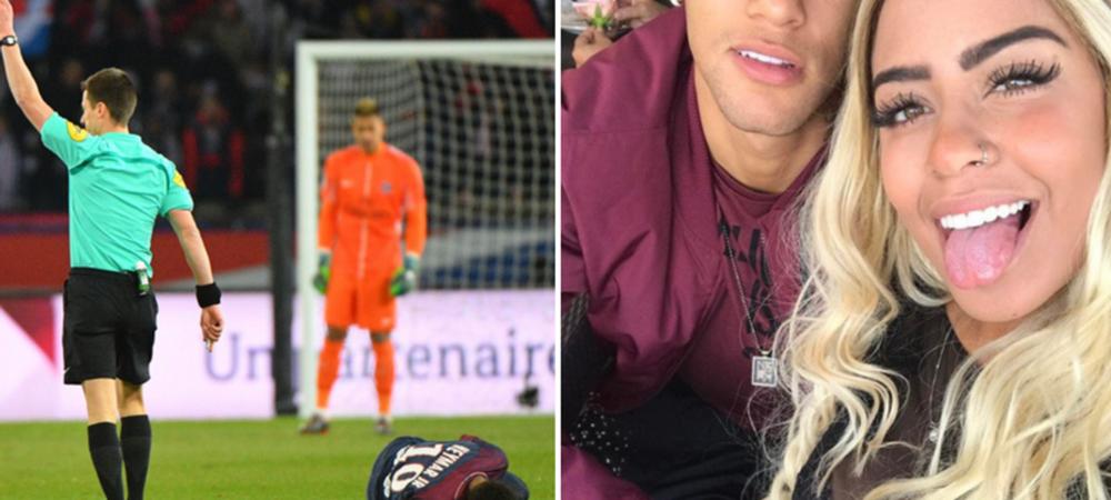 DEZASTRU pentru Neymar! Risca sa se opereze si poate sa rateze TOT sezonul. Coincidenta bizara legata de accidentarile sale