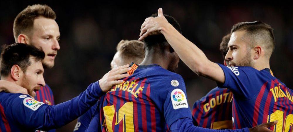 Chelsea, gata de un nou transfer URIAS! Un titular de la Barcelona, pe lista lui Sarri: anuntul facut astazi de catalani