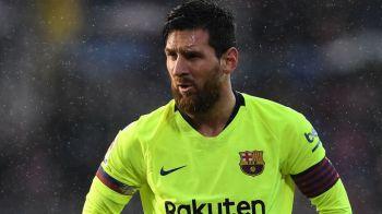 """""""Deja am primit critici din partea lui!"""" Dezvaluirea facuta de Leo Messi! Cine ii da sfaturi dupa infrangeri"""