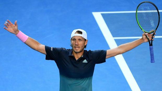 """Lucas Pouille, DEZVALUIRE SOC: """"Mi s-au propus bani din Romania sa truchez meciuri!"""" Anuntul semifinalistului Australian Open"""