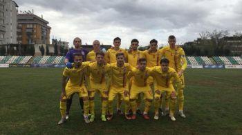 S-a antrenat cu Cristiano Ronaldo si a venit la nationala U18 a Romaniei! Pustii care se antreneaza cu vedetele Europei!