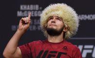 Soc in UFC: Khabib Nurmagomedov, suspendat dupa meciul cu McGregor! Ce s-a intamplat