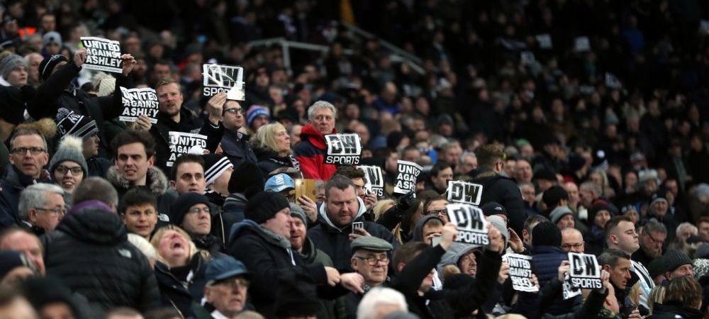 """A ajuns sub autobuz!"" Momente socante dupa victoria lui Newcastle cu Manchester City! Politia face apel catre martori"
