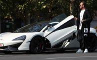 Alibec vrea sa-si vanda McLaren-ul! Ce probleme are cu BOLIDUL de 170.000 de euro. FOTO
