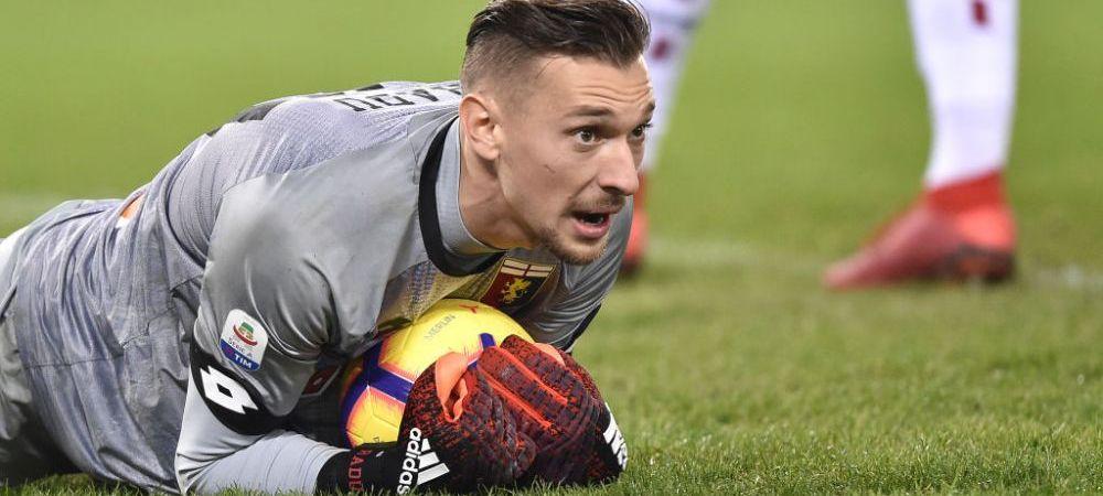 """Ionut Radu si-a anuntat marele VIS: """"Vreau sa ajung in topul celor mai buni portari din lume!"""" Ce spune despre nationala"""