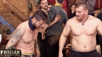 "Morosanu, NERVOS la debutul in FERMA: ""M-au enervat! Fratilor, ce facem aici?!"" VIDEO"
