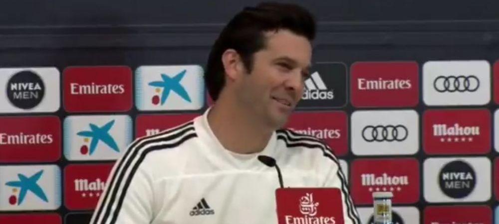 "Guardiola, in conflict cu cei de la Real Madrid! Solari a inceput sa rada cand a auzit ultima declaratie: ""A facut-o intentionat!"""