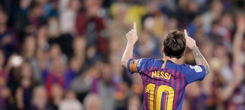 """""""Vrem suspendarea lui Messi!"""" :)) Mesajul demential al celor de la Sevilla inaintea returului cu Barcelona"""