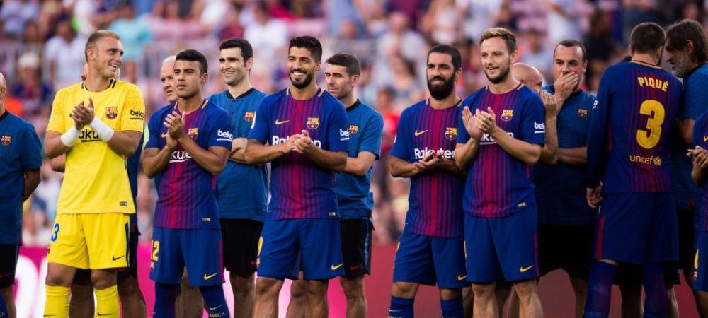 """Un jucator al Barcelonei risca pana la 12 ani de inchisoare! S-a batut intr-un club de noapte! """"Impusca-ma daca vrei!"""""""