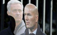 Batalia gigantilor! Mourinho si Zidane se lupta pentru un post de selectioner: nationala care ii doreste