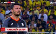"VIDEO | Moment tensionat in Arabia! Budescu nu inteles ce face Sumudica: ""Ma schimbi pe mine?"" Cum s-a terminat totul"