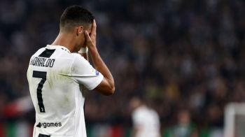 Surpriza in Cupa Italiei! Juventus, invinsa de Atalanta cu 3-0! Cristiano Ronaldo, lasat fara replica!