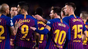Ce nebunie de meci in Cupa Spaniei! Barcelona a intors scorul pana la pauza cu Sevilla: repriza a doua a fost un adevarat recital al catalanilor