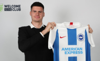OFICIAL | Brighton a confirmat transferul lui Tudor Baluta de la Viitorul! Mijlocasul va juca la Viitorul pana la vara