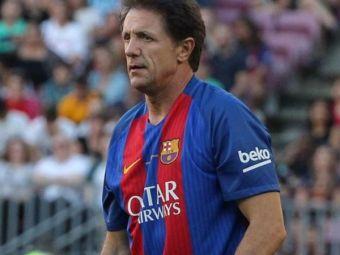 """Cum a ajuns Gica Popescu la Barcelona! Dezvaluirile fostului capitan al catalanilor! """"Tottenham nu voia sa renunte"""""""