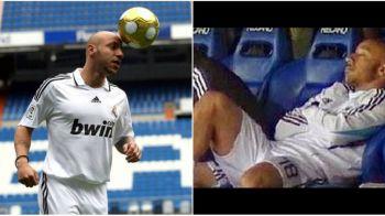 Real Madrid a platit un fotbalist cu 28.000 de euro/ minut ca sa doarma pe banca! Cine este si unde a ajuns acum jucatorul!