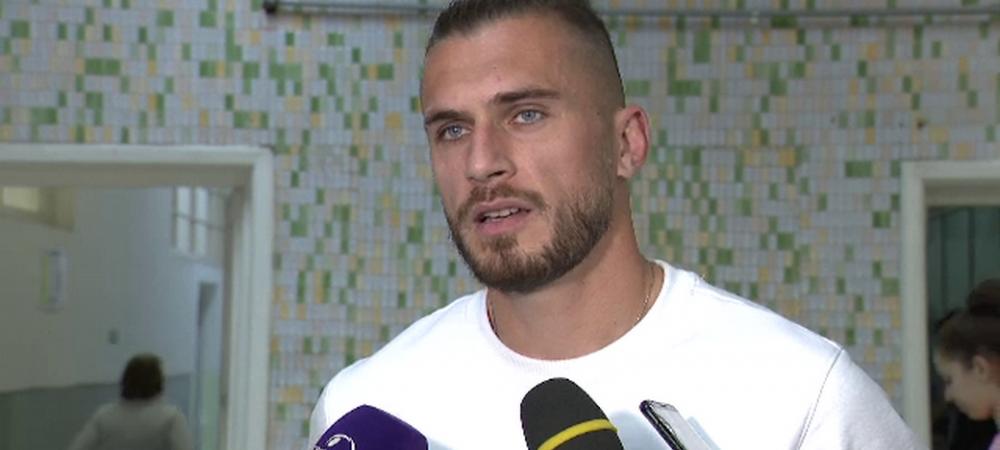 """""""Cunoaste bine clubul, mi-a spus doar lucruri frumoase!"""" Dezvaluirea facuta de noul atacant al lui Dinamo! Ce i-a spus Tamas de razboiul FCSB - Dinamo"""