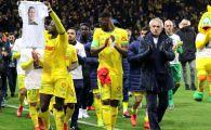 VIDEO! Moment cutremurator la meciul lui Nantes! Arbitrul a oprit partida in minutul 9 pentru Emiliano Sala, tot stadionul s-a ridicat in picioare