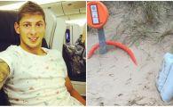 Primele imagini cu RAMASITELE avionului in care se afla Emiliano Sala! Autoritatile, tot mai aproape sa-l gaseasca. FOTO