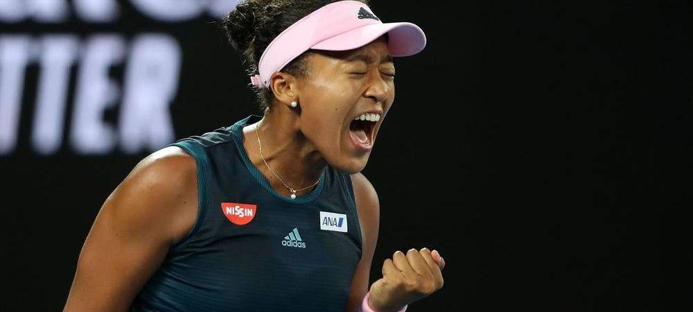 Naomi Osaka a dat LOVITURA! Averea stransa in doar cateva luni dupa ce a castigat doua Grand Slam si a devenit nr.1