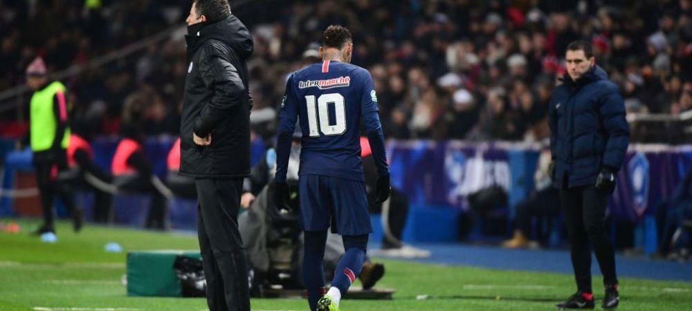 PSG i-a gasit deja inlocuitor lui Neymar! Aduce un super star din Premier League care a fost dorit si de Barcelona