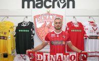 OFICIAL | Dinamo a mai facut un transfer! Ar putea debuta chiar in primul meci dupa reluarea campionatului