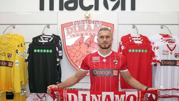 OFICIAL   Dinamo a mai facut un transfer! Ar putea debuta chiar in primul meci dupa reluarea campionatului