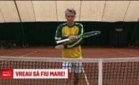 "A fost ultimul roman de la Australian Open si viseaza cu ochii deschisi: ""Mi-as dori sa joc cu Federer la Wimbledon si cu Nadal la Roland Garros!"""