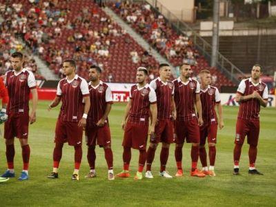 OFICIAL | CFR Cluj a trimis un fotbalist in Italia! Clujenii, singurii care nu au facut niciun transfer in iarna
