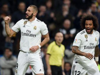 "Fara emotii! ""Galacticii"" se califica lejer in semifinalele Cupei: Girona - Real 1-3"
