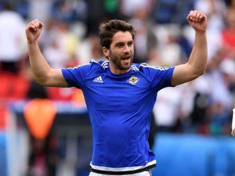 """""""Will Grigg's on fireee!"""" Il mai tii minte pe eroul fara minut jucat la EURO?! Tocmai a fost transferat cu 4.000.000 lire"""