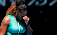 Serena Williams, in LACRIMI la Australian Open! Cum a fost surprinsa de o rivala in vestiare dupa infrangerea cu Pliskova