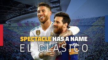 EL CLASICO in semifinalele Cupei Spaniei: Barcelona si Real Madrid se vor lupta pentru calificarea in finala! Valencia - Betis, cealalta dubla
