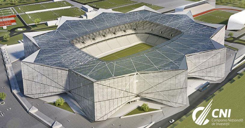 Veste BUNA pentru noul stadion Steaua! Decizia autoritatilor in privinta noii arene a iesit la iveala: surpriza pentru suporteri