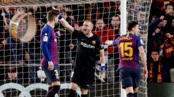 VESTE PROASTA pentru Barcelona inaintea dublei cu Real din Copa del Rey! S-A RUPT si e OUT sase saptamani