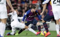 ALERTA LA BARCA! Messi, in pericol sa rateze meciul de Cupa cu Real Madrid! Ce s-a intamplat cu starul argentinian