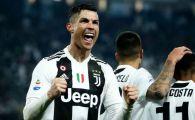 OMUL-RECORD! Cristiano Ronaldo nu se mai opreste: scrie ISTORIE in tricoul lui Juventus