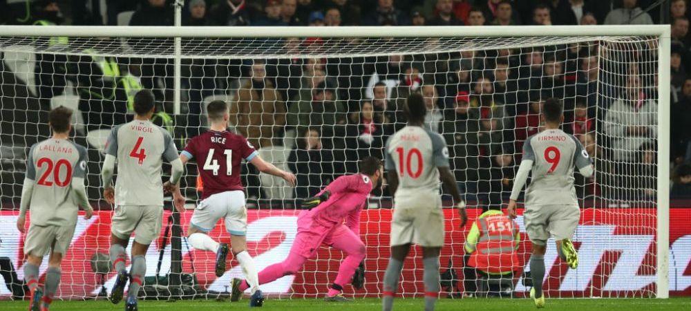 West Ham 1-1 Liverpool! Echipa lui Klopp pastreaza doar 3 puncte avans fata de Man City   Real Madrid 3-0 Alaves! SUPERGOL VINICIUS!   Prima infrangere a lui PSG in Franta!