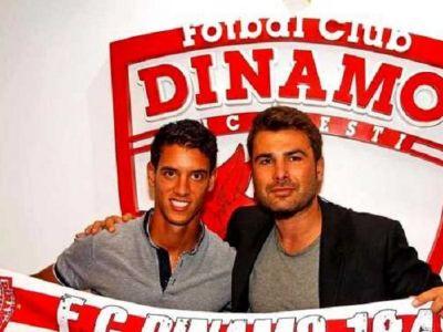 OFICIAL | Salomao a plecat de la Dinamo si a fost deja prezentat la noua echipa! Cati bani a incasat Negoita in schimbul sau