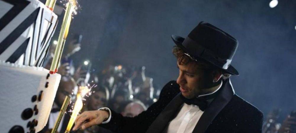 Accidentarea nu-l opreste. Neymar, petrecere MONSTRU cu 500 de invitati la Paris. Ce pregateste brazilianul