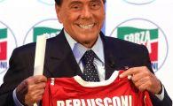 Silvio Berlusconi are un nou club de fotbal si vrea sa il duca in Serie A