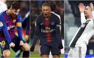 GHEATA DE AUR | Ce batalie! Messi, vanat de Mbappe si Ronaldo! Cum arata clasamentul bombardierilor din Europa